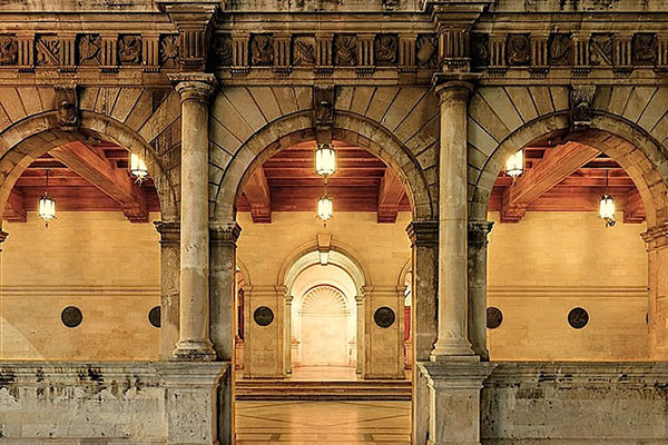 Heraklion, Crete, Greece - The Loggia